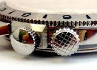 [vintage] Glycine Airman, la montre de l'USAF entre en guerre. Crown