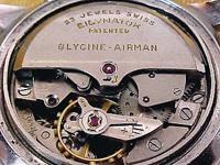 [vintage] Glycine Airman, la montre de l'USAF entre en guerre. Movement